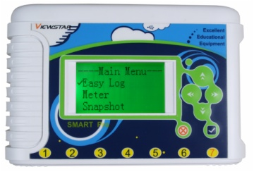 Educational Scientific data logger system